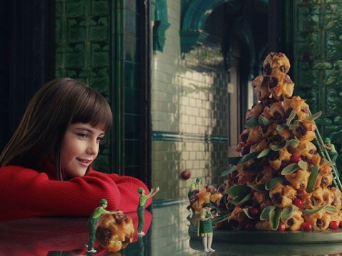 Asda's Christmas ad welcomes into the magical Imaginarium (and it's making us hungry)