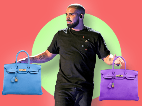 Drake is hoarding Birkin bags for his future wife and it's a bit weird