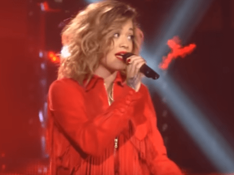 Rita Ora 'auditioned' for The Voice Germany – and nobody recognised her