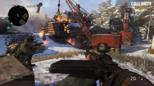 Game review: Call Of Duty: WWII goes back to its roots   Metro News