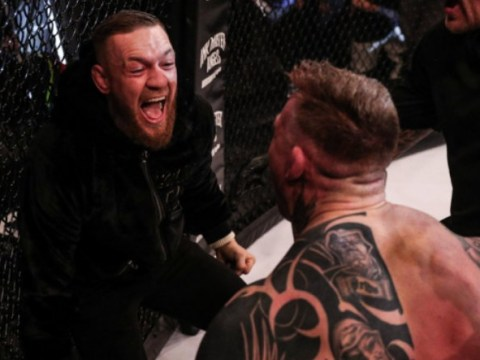 Conor McGregor issues apology for behaviour at Bellator 187