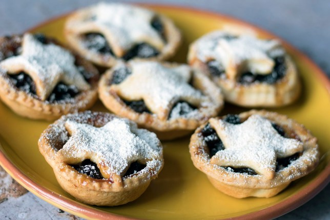 easy mince pies recipe