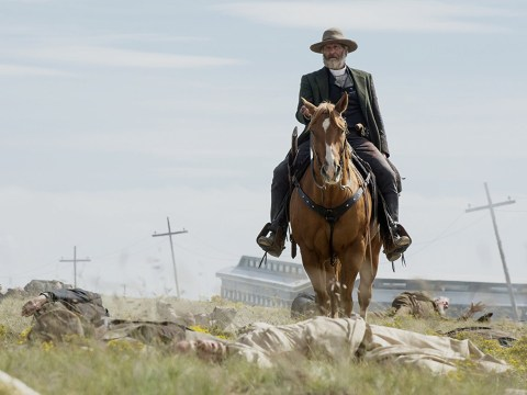 How can and why should I watch Godless on Netflix?