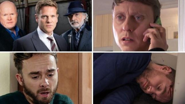 12 new spoilers for EastEnders, Coronation Street, Emmerdale and Hollyoaks