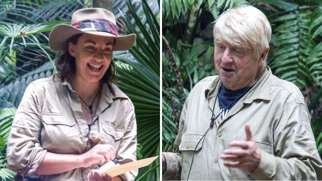 I'm A Celebrity: Kezia Dugdale mocks Boris Johnson as his dad Stanley is made jungle prime minister