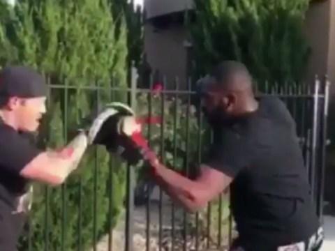 UFC star Jon Jones returns to training with USADA drugs ban hanging over his head