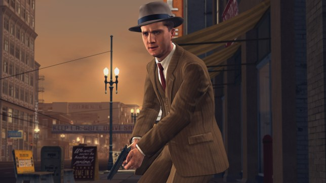L.A. Noire (PS4) - does this mean a sequel is on its way?
