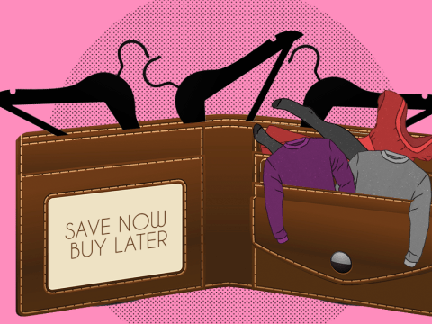 13 handy ways to stop spending so much money on clothes