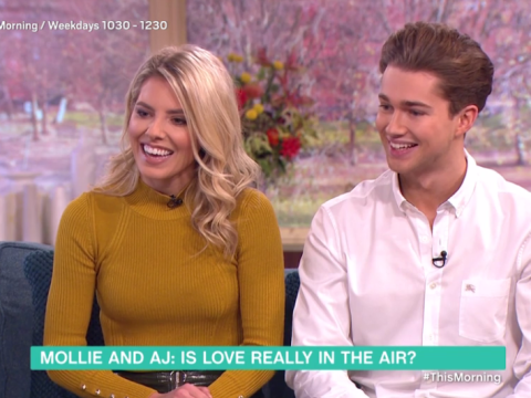 'I love spending every minute with him': Strictly's Mollie King and AJ Pritchard set the record straight