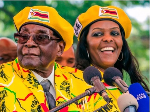 Where is Grace Mugabe? Mystery surrounds whereabouts of 'Gucci Grace'