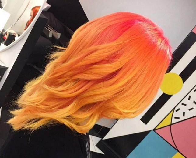 sweet shop hair trend