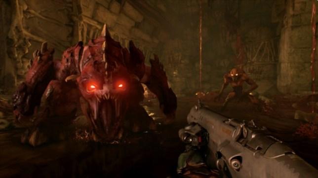 Doom (NS) - Nintendo are doomed again
