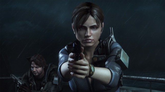 Resident Evil Revelations (NS) - the Switch's first Resi