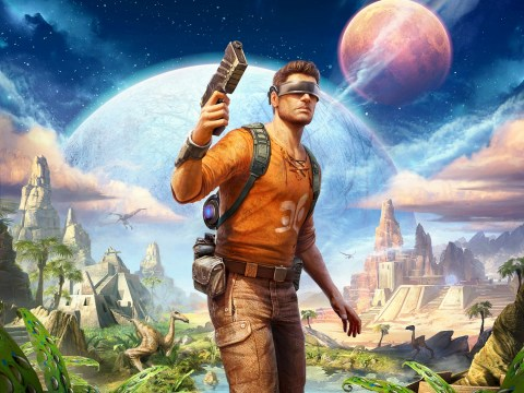 Outcast: Second Contact review – '90s style world