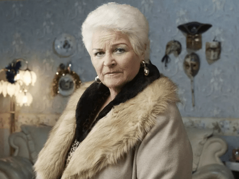 Pat Butcher star Pam St Clement reckons EastEnders is in a bad patch