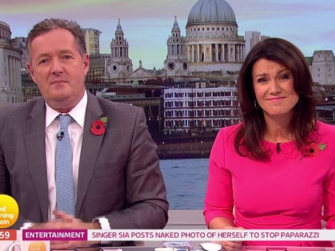 Susanna Reid reveals how she deals with Piers Morgan: 'I just think of his wife'