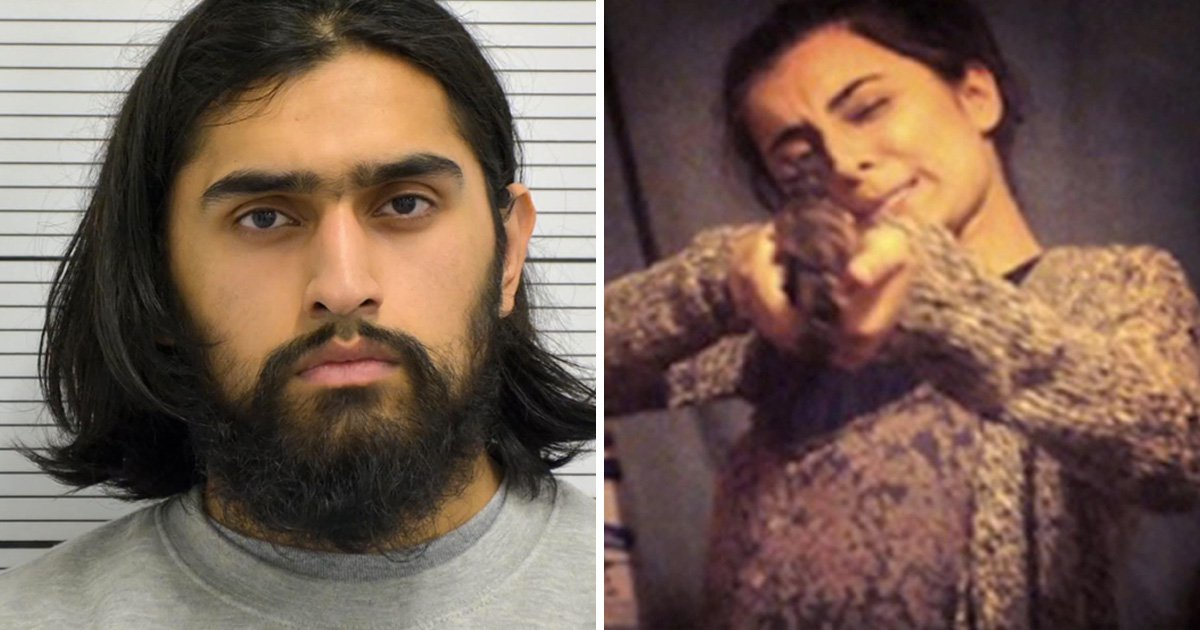Childhood sweethearts seemed 'perfect neighbours' as they plotted terror attack