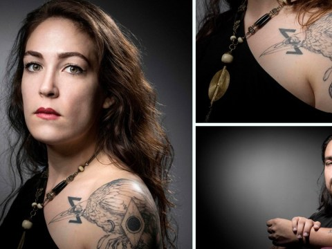 Bataclan survivors channel pain of traumatic experience into defiant tattoos