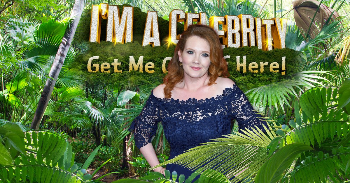 Jennie McAlpine records CBeebies Bedtime stories ahead of I'm A Celebrity stint