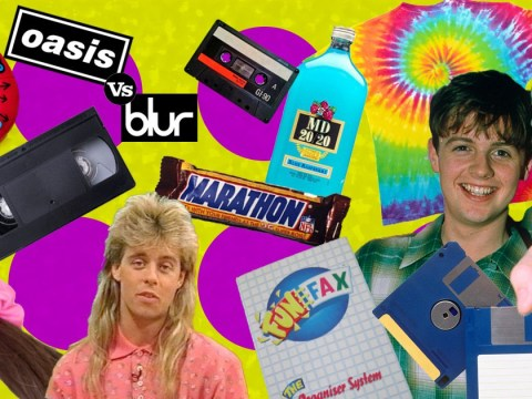 24 things you'll recognise if you grew up in the 1990s