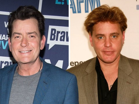 Corey Haim's mother claims Charlie Sheen didn't rape her 13-year-old son