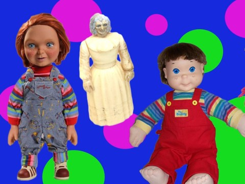 Do you remember these creepy and odd childhood toys?