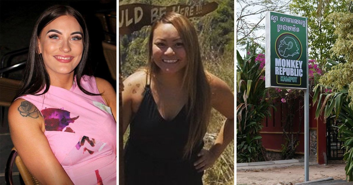 British woman's final message after dying in backpacker's hostel with friend