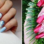 Christmas Nails 25 Festive Themed Nail Designs For Stunning Christmas Makeup Metro News