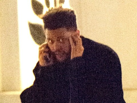 The Weeknd sparks rumours he's back with Bella Hadid as he's spotted fleeing her apartment