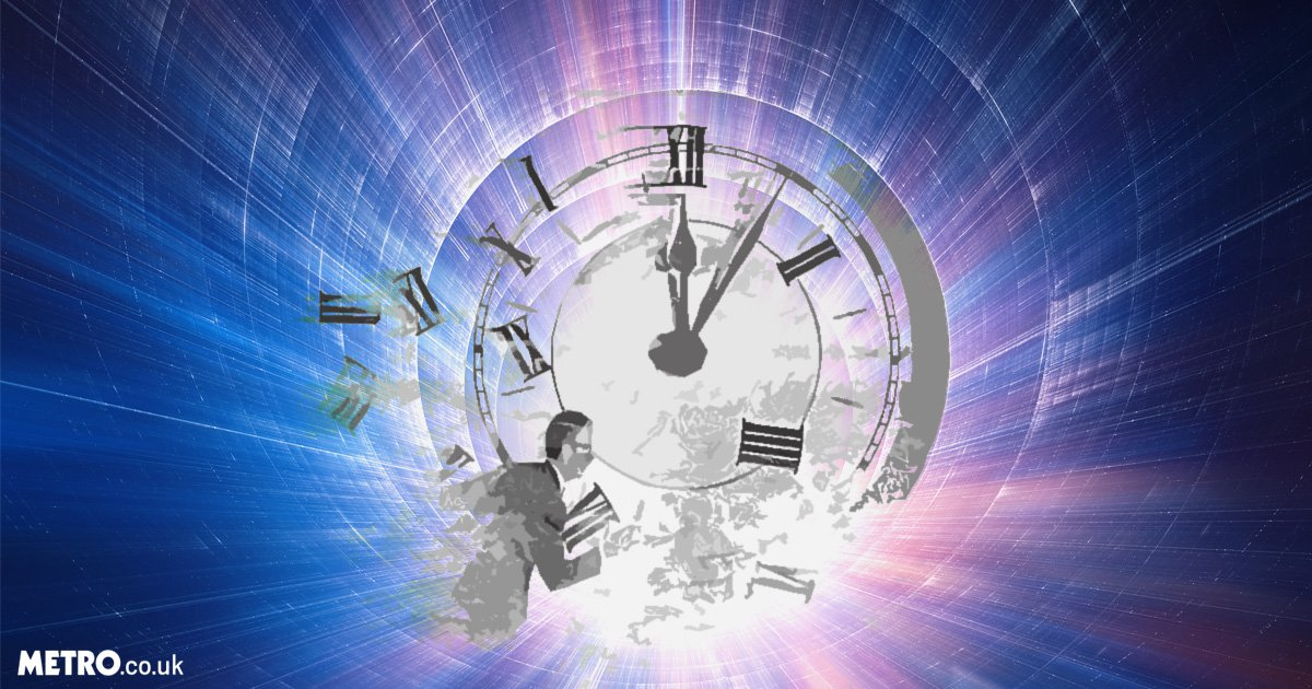 Astrophysicist claims time travel could be possible - but with one catch