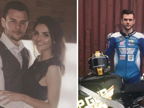 Partner of motorbike rider killed in horror crash pays tribute to 'the love of my life'