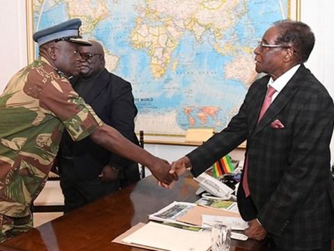 Zimbabwe President Robert Mugabe sacked as leader