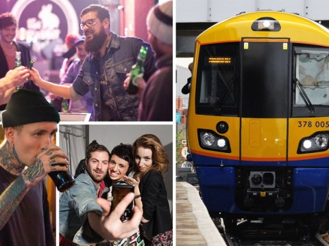 Hipsters are getting their very own Night Tube on the 'ginger line'