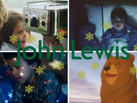 When is the 2018 John Lewis Christmas advert on and what will the song be?