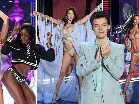 Victoria's Secret Fashion Show 2017: Photos of the stars living their best lives on the catwalk