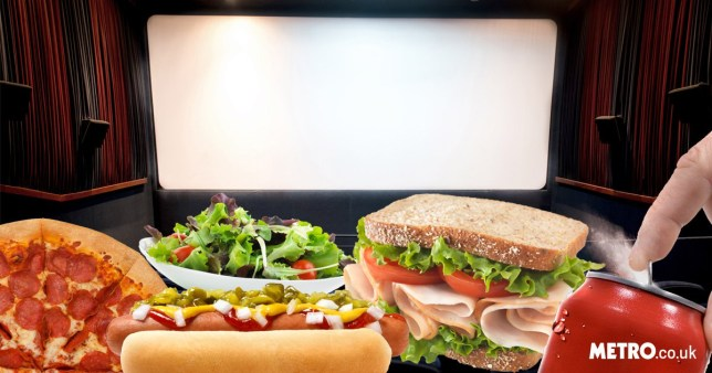 Food in cinema