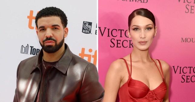 Drake ghosted Bella Hadid