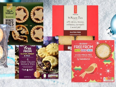 10 of the best gluten-free mince pies to stock up on today