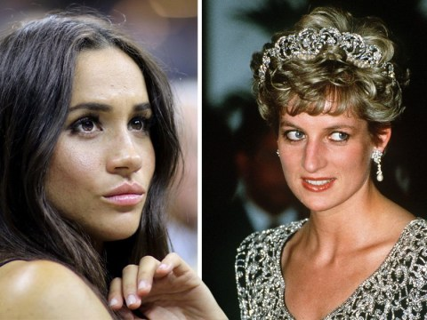 Meghan Markle's engagement ring 'will be made from Diana's diamonds'