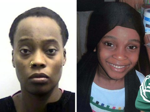 Mother who starved daughter, 7, to death released after serving half her sentence