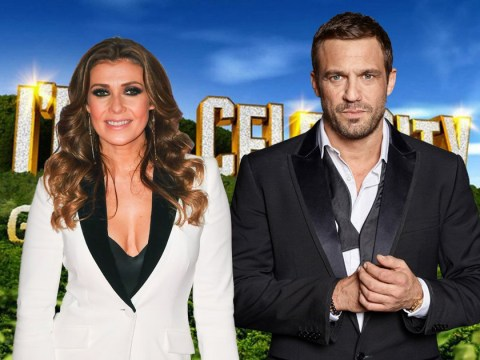 I'm A Celebrity: Kym Marsh backs ex husband Jamie Lomas to win and says pair 'have a good relationship'