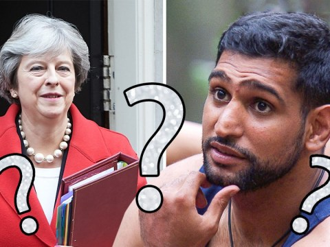 I'm A Celeb's Amir Khan asks if a woman be Prime Minister in ultra sexist comment