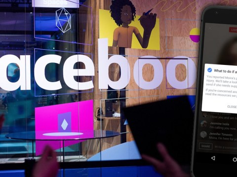 Facebook rolls out AI that can spot suicidal posts before they're reported