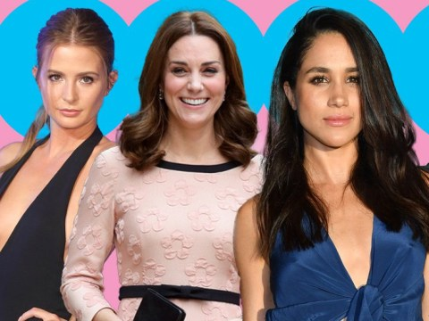 Meghan Markle won't have any adult bridesmaids as she 'couldn't choose between her friends'