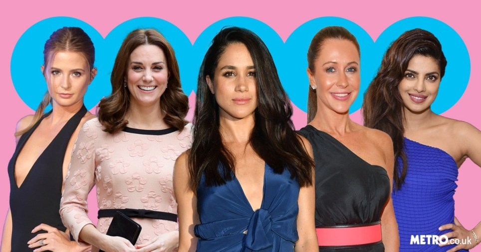 Who will be Meghan's bridesmaids?