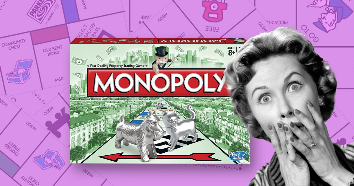 These are allegedly the UK's favourite board games but honestly we're not convinced