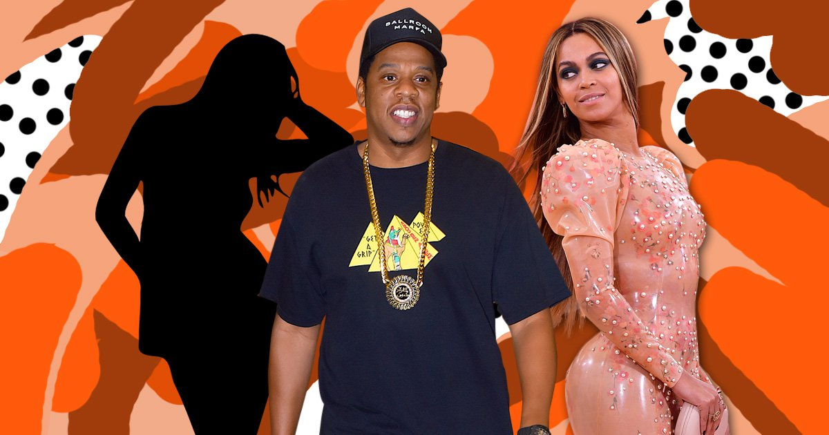 who is Jay Z's becky with the good hair