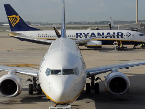 When is the Ryanair strike and which flights will be affected?