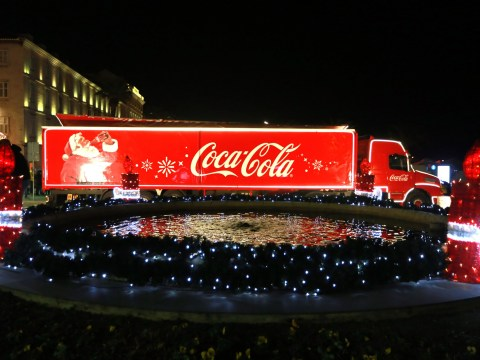 Where is the Coca-Cola truck 2017? Here are all the dates and locations