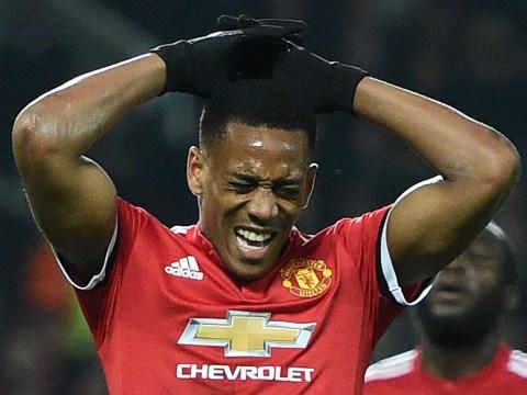 Jose Mourinho reveals Anthony Martial and Marcus Rashford have one major flaw